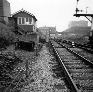 Old Ford Signal Box