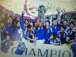 アジアカップ王者