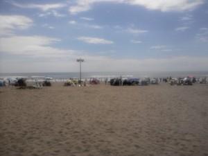 白里中央海水浴場