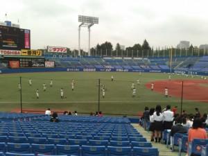 東東京高校野球の準決勝