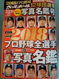 選手名鑑2018