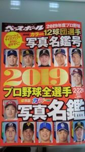 選手名鑑2019